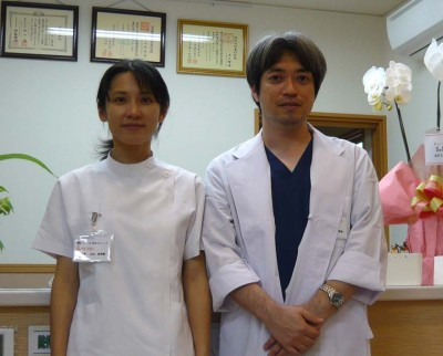【写真左】副院長(糖尿病専門)・【写真右】院長