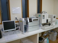 採血検査機器